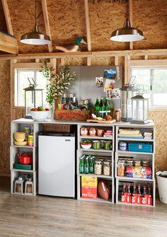 """She"""" Shed Murrieta Home Depot  Crafts  Pinterest  Backyard Inspiration Outdoor Kitchen Home Depot Inspiration"""