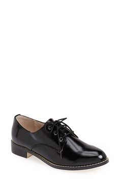 Love these oxfords. | #shoes #nordstrom