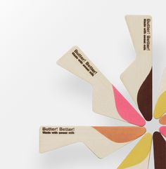 Butter! Better! | Packaging of the World: Creative Package Design Archive and Gallery