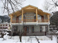Bliss and Blossom Cottages, Manali