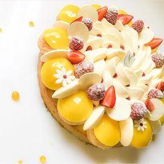 Beautiful Dessert by @baltzerm #DessertMasters
