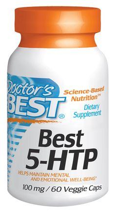 Doctor's Best 5-HTP 100mg