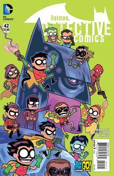 Batman: Detective Comics (2011) Issue #42