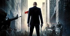 'Hitman: Agent 47' Poster Featuring Rupert Friend -- 'Hitman: Agent 47' squares off against an army of helicopters and SWAT members in the new poster for this action-packed video game reboot. -- http://www.movieweb.com/hitman-agent-47-poster-international