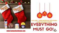 If you missed out on BF. Now is your chance to reserve your goodies! We only have items that are listed in the site and are replenishing all others mid January! Coupon Code:holidaycheer www.honeyshamdmade.com #sale #holiday #decorations #handmad