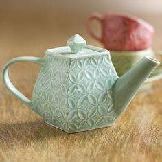 one of my favorite teapots