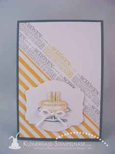 Stampin Up Sale a Bration Geburtstag Zauberhaft Big Day Zum Großen Tag 01