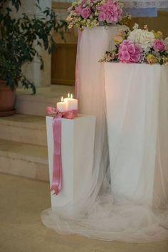 adornos florales para bodas para iglesia