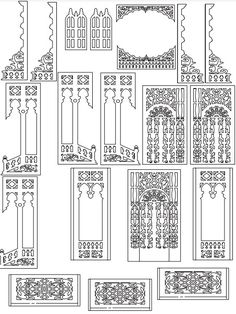 Одноклассники Scroll Pattern, Scroll Saw Patterns, Wood Turning Projects, Wood Projects, Gingerbread House Patterns, Wooden Pallet Beds, Cnc Cutting Design, Laser Cutter Ideas, Laser Art