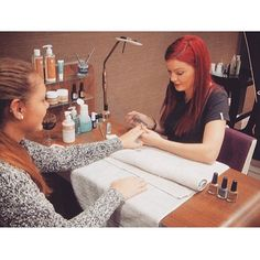 to when our expert visited our on our Christmas open night for complimentary CND treatments! We have our full list of CND & VINYLUX manicures/pedicures on our website . The link is in our bio 👈 Nothing better than fresh CND right girls? Pedicures, Manicure And Pedicure, Cnd Vinylux, Spa Day, Fresh, Website, Night, Link, Girls