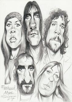 Fleetwood Mac by ~JSaurer