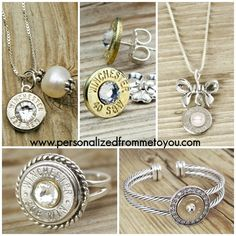 New Bullet Jewelry available for Pre-Order NOW! FREE SHIPPING on all items! Prices starting at $19