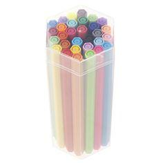 Muji felt tip pens
