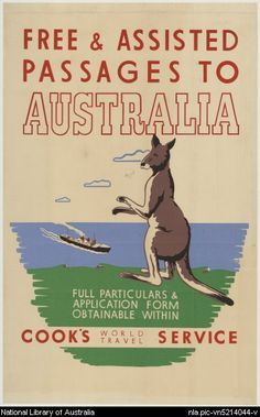 Image result for australian immigration posters