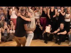 99162de4ff Sara Lopez   Albir Rojas - Kizomba Performance - YouTube