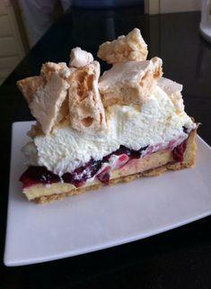 Bake My Cake, Pie Cake, Baking Recipes, Cookie Recipes, Baking Bad, Feel Good Food, Sweet Cakes, Food Cakes, No Bake Desserts