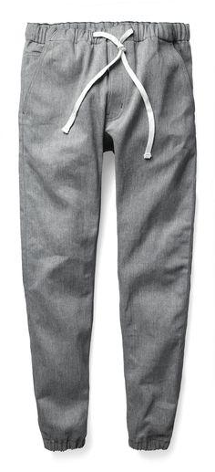 Marc Newson Denim Slim Jog Pants.