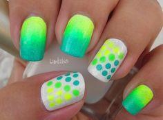 Snakeskin manicure | snake skin nails | Snakeskin nail art | Nail tutorial | Quick and easy nail designs | Nail design tutorials