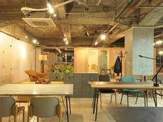 渋谷にコワーキングスペース「ポータル」-シェア住居のエッセンスを応用