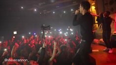 Lil Bibby coming out to You Ain't Gang at The Metro 3.8.17