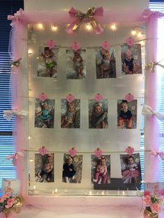 : First birthday monthly photos First birthday monthly photos Minnie Mouse First Birthday, 1st Birthday Party For Girls, Girl Birthday Decorations, Girl Birthday Themes, Princess Birthday, Princess Theme, First Birthday Games, First Birthday Photos, Girl Themes