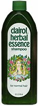 Clairol Herbal Essence Shampoo - smelled so good  I used this a lot, and Gee your hair smells terrific.