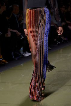 Balmain, Spring 2017 - The Most Magnificent Details from the Spring '17 Paris Runways - Photos