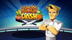 Gordon Ramsay Dash per iOS e Android: video di presentazione e prime immagini