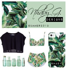 """NhabyG Designs"" by nhabyg on Polyvore"