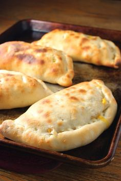 Made calzones for my Come Dine meal at Christmas - the dough is very tricky, but my filling (italian hams, tomato sauce and lots of cheese) worked really well