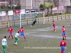 Asier y Pablo, mis equipos de futbol: 150221 SOLARES 6 - 0 MONTAÑA