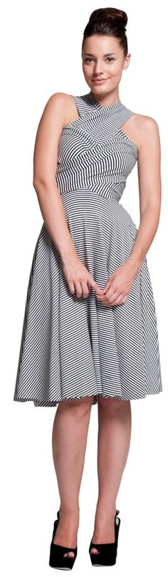 Butter by Nadia; nautical stripes