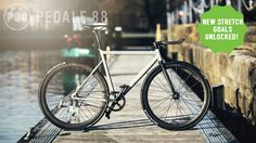 CRONO - low maintenance, belt drive, lifestyle bike Pedale88 project video thumbnail