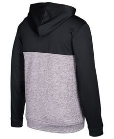 adidas Men's Philadelphia Flyers Two Tone Full-Zip Hoodie - Gray XXL