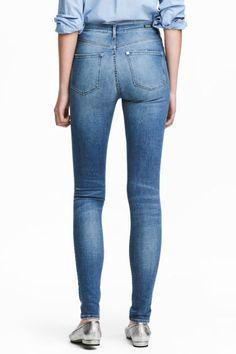 Shaping Skinny High Jeans - Azul denim - MUJER | H&M ES 1