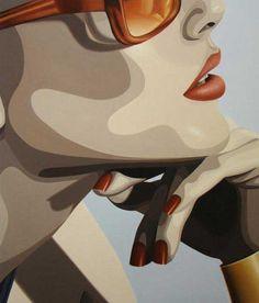 Duma's Fashionable Women illustrations | Photo Vide