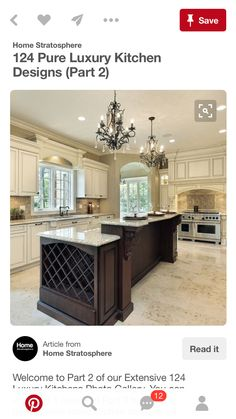 294 best cocinas images on Pinterest in 2018 | Kitchen dining ... Ideas For Kitchen Cabinets Cream E A Html on