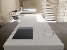 comprex kitchen linea 2 Kitchen Ideas: All In One Kitchen Island by Comprex