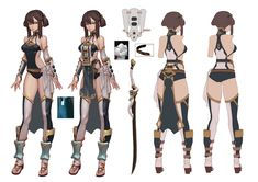 Sci-Fi, sci-fantasy and the punks refs в 2019 г. Female Character Concept, Character Model Sheet, Female Character Design, Character Modeling, Character Creation, Character Design Inspiration, Character Art, Fantasy Female Warrior, Fantasy Girl