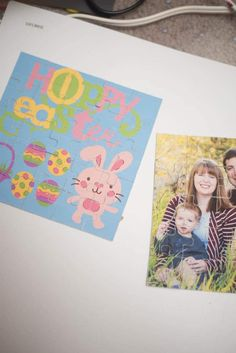 Make Your Own Puzzle with Cricut - 6 Free Templates! Cricut Explore, Chipboard Crafts, Printable Sticker Paper, Create Your Own Puzzle, Circuit Projects, Third Birthday, Cricut Design, Diy Gifts, Templates