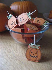 StampinBerry: Pumpkin Treat