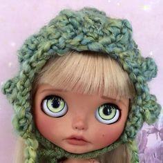 Nettle... Custom Blythe Doll by LoveLaurie