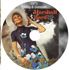 MARSHALL WARD 1973 SPRING SUMMER mail order catalogue ON DVD PDF JPEG FORMATS | eBay