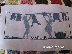 Cross stitch sillouette. free pattern. annie-marie.jpg