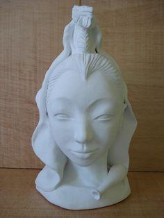 Kuan Yin - Art by Darlene