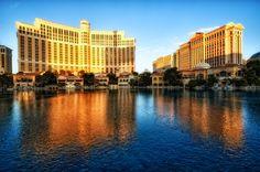 Bellagio Hotel in Las Vegas