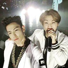 TOP and Daesung//BigBang