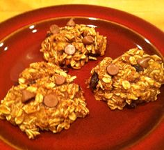 Sugar Free Gluten Free Breakfast Cookies