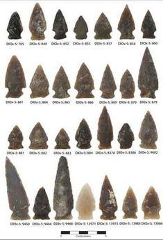 How to Identify Arrowheads | Arrowhead | Native american