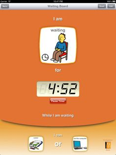 Choiceworks - Visual Support System with Schedule, Feelings and Waiting Picture Boards for Special Education and Autism - Educational App | AppyMall